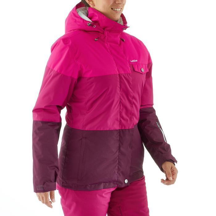 VESTE SKI ET SNOWBOARD FEMME FREE 300 TRICOLO - 1237036