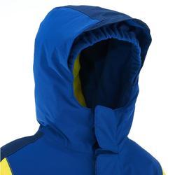 CHILDREN'S SKI SET PNF 500 - BLUE AND YELLOW