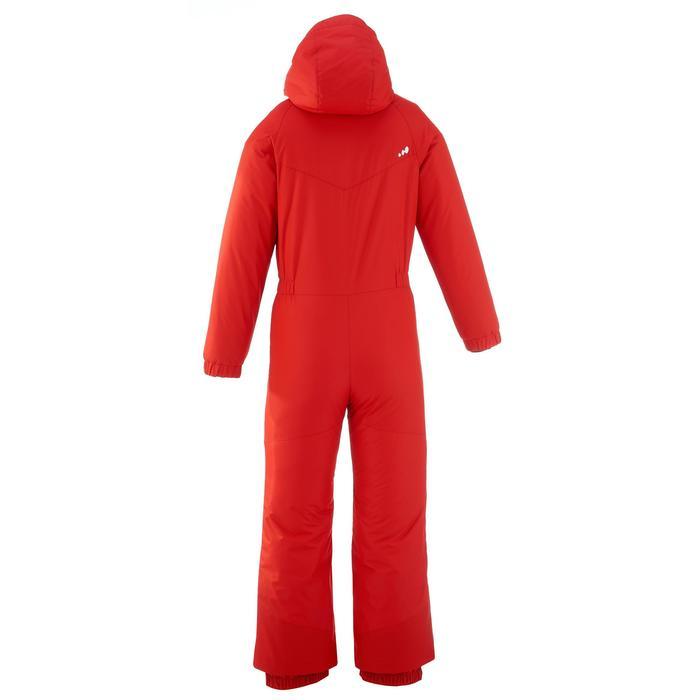 Skipak voor kinderen SKI-P SUIT 100 rood