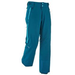 Men's Free 500 Petrol Blue Freeride Ski Pants