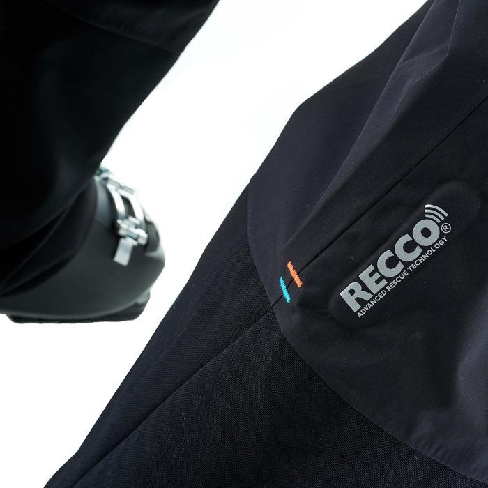 Pantalon de ski freeride homme free 900 noir - 1237184