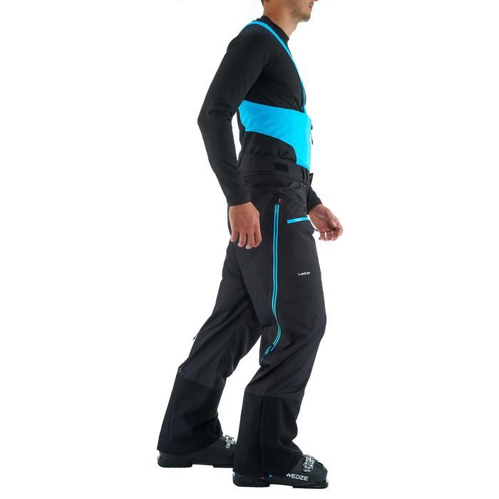 Pantalon de ski freeride homme free 900 noir - 1237185