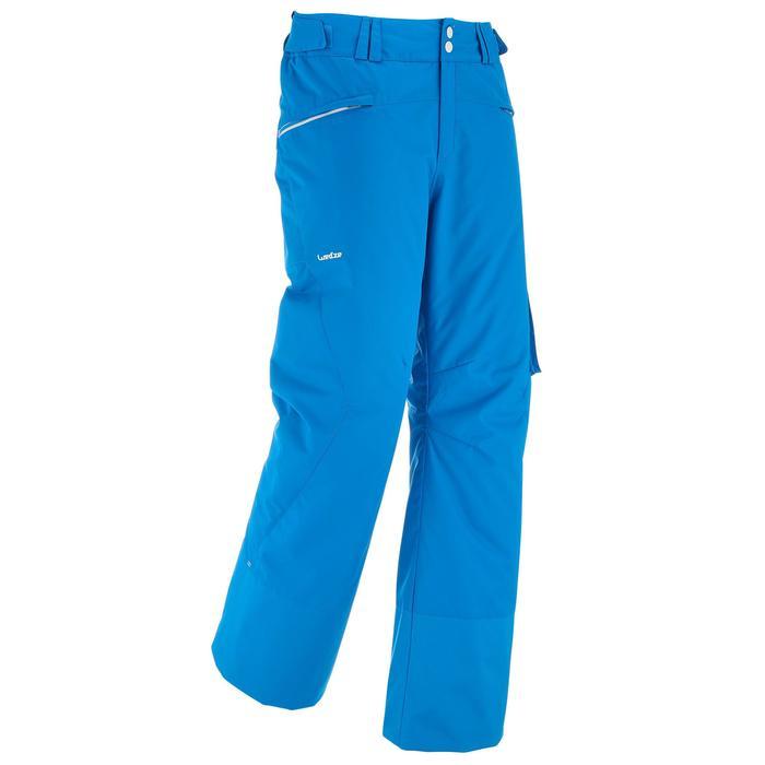 Pantalon de snowboard et de ski homme SNB PA 100 bleu
