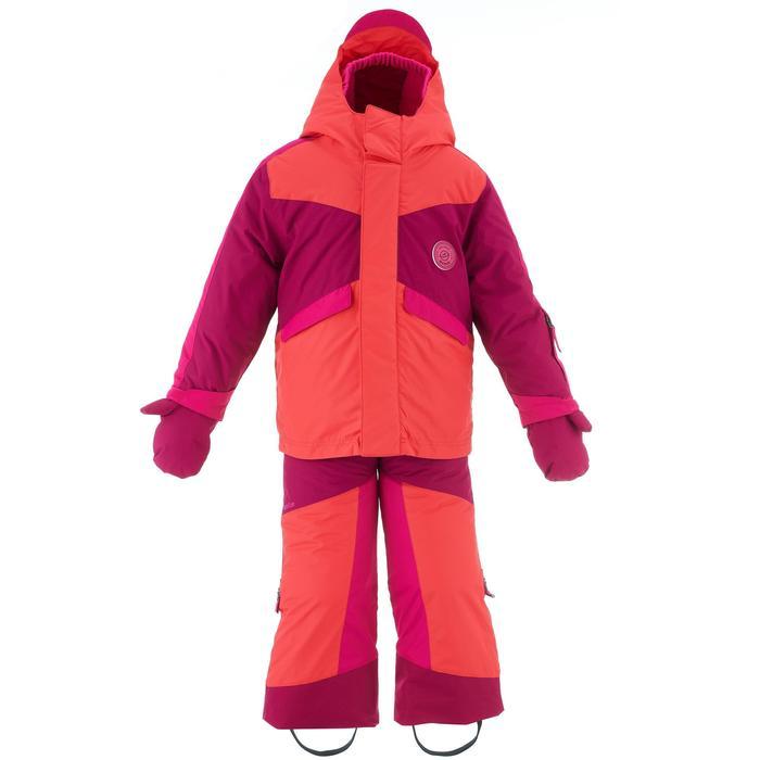 Skipak voor kinderen SKI-P COMBO 500 PNF - 1237214
