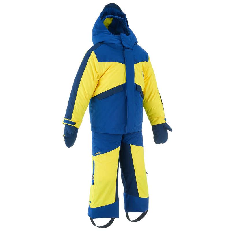 KID ADVANCE ON PIST EQUIPEMENT Schi si Snowboard - Combinezon PNF 500 Copii WED'ZE - Imbracaminte schi copii