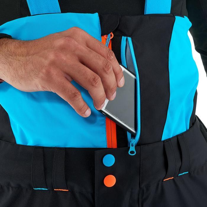 Pantalon de ski freeride homme free 900 noir - 1237244