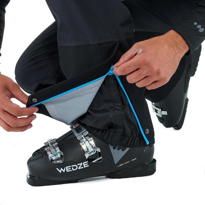 Pantalon de ski freeride homme free 900 noir - 1237264
