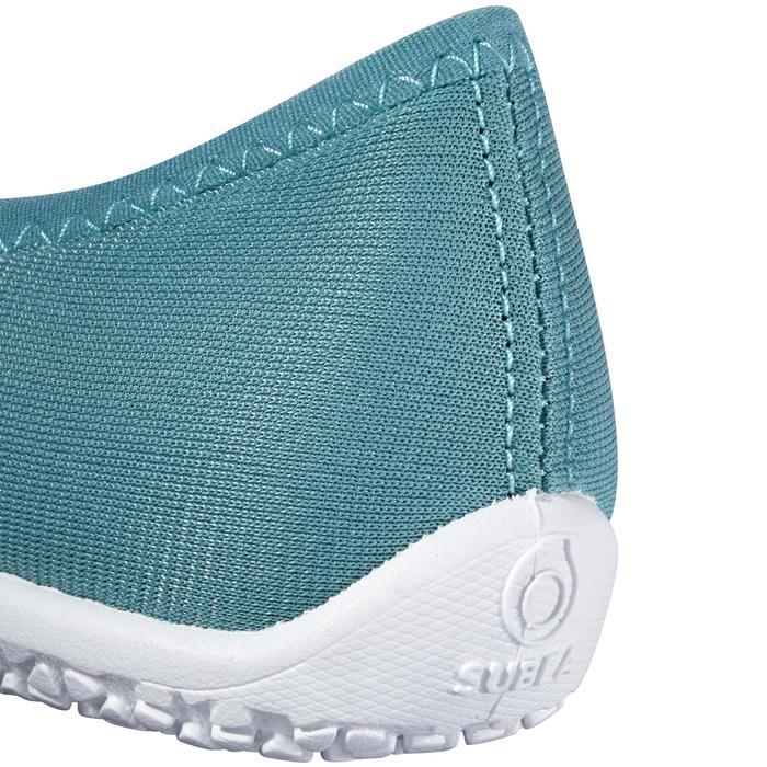 Aquashoes chaussures aquatiques 120 adulte grises - 1237295