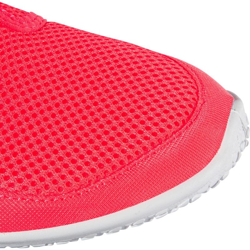 Aquashoes chaussures aquatiques 120 adulte roses