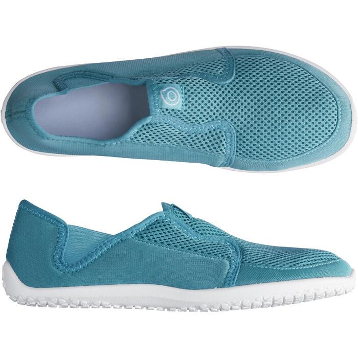 Aquashoes chaussures aquatiques 120 adulte grises - 1237309
