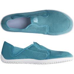 Aquashoes zapatillas acuáticas 120 adulto grises