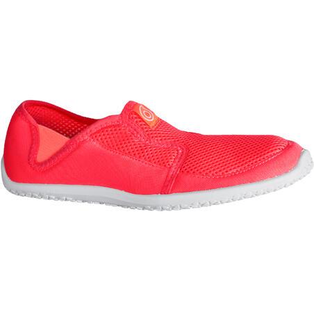 Chaussures d'eau chaussures aquatiques 120 adulte roses