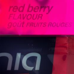 Bebida Isotónica Monodosis ISO+ Frutos rojos 6 x 43 ml