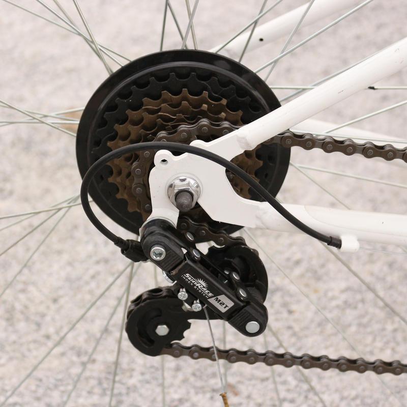 BTWIN RIVERSIDE 100 HYBRID CYCLE