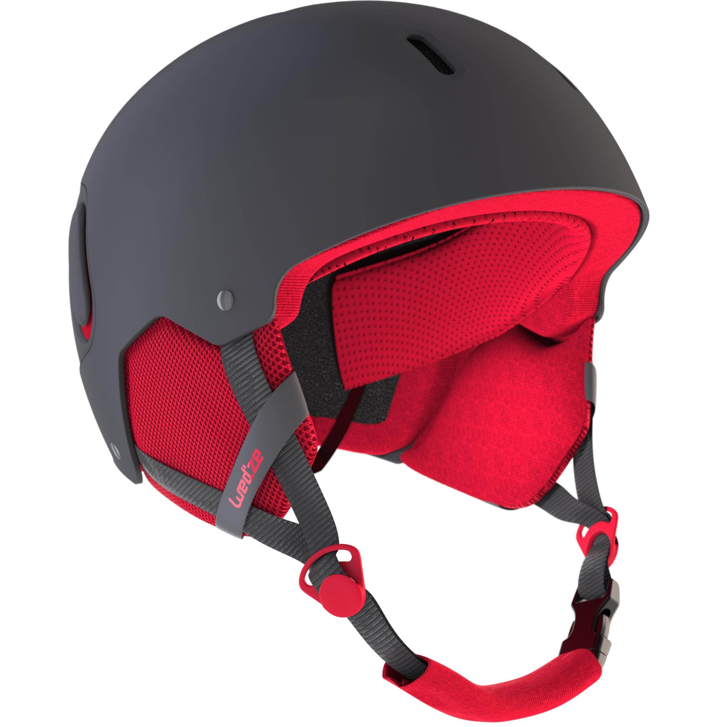 Wed'ze Ski- en snowboardhelm Feel 400 thumbnail