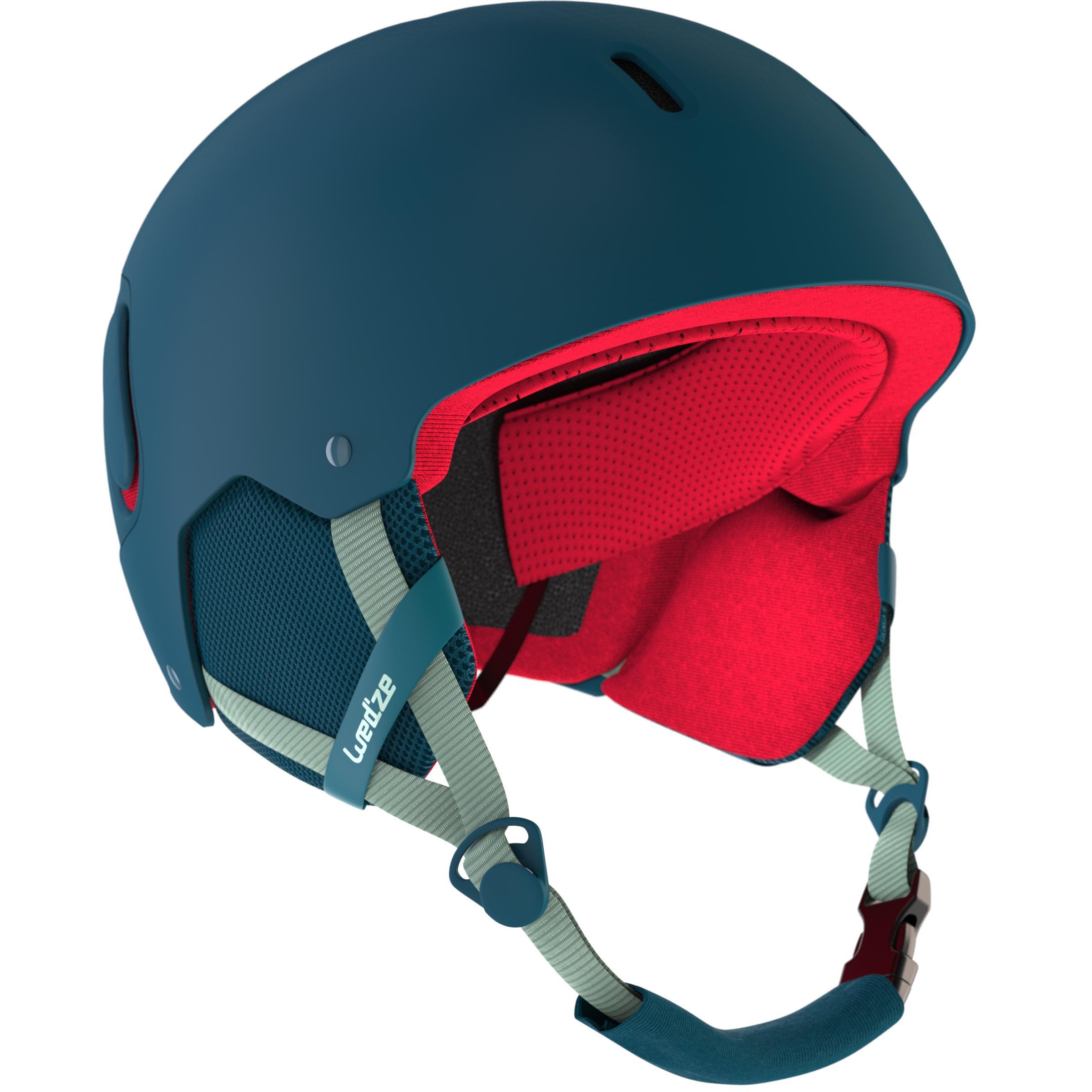 Wed'ze Ski- en snowboardhelm voor kinderen Feel 400 thumbnail