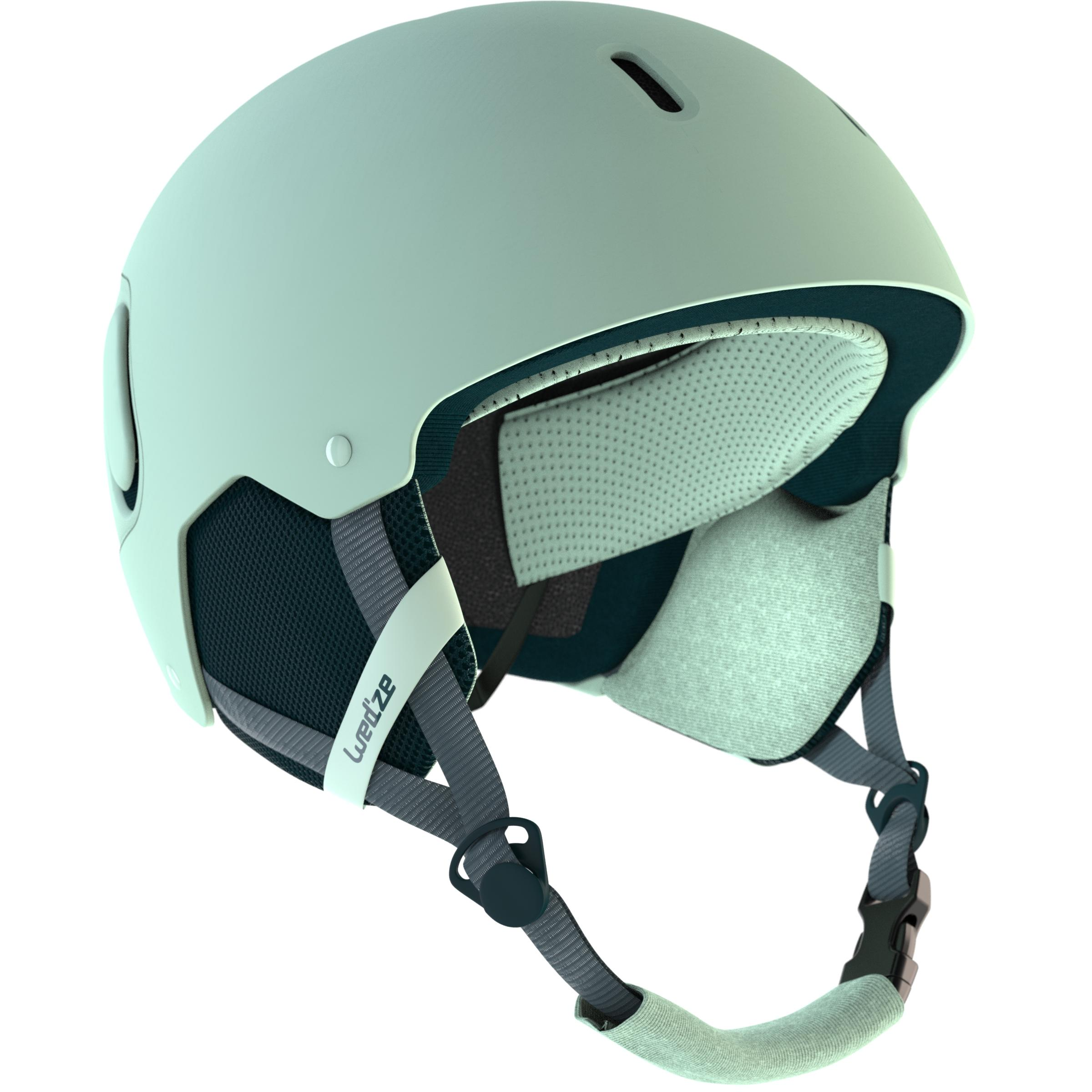 Wed'ze Ski- en snowboardhelm Feel 400
