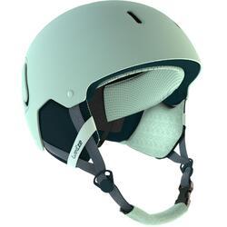 Feel 400 Ski and Snowboard Helmet - Black