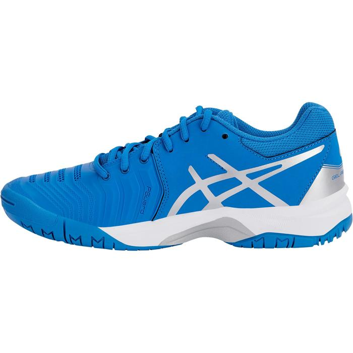 CHAUSSURES DE TENNIS ENFANT ASICS GEL RESOLUTION JR BLEU - 1237616