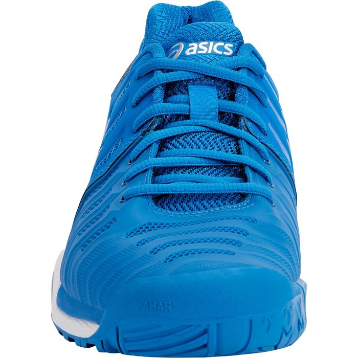 CHAUSSURES DE TENNIS ENFANT ASICS GEL RESOLUTION JR BLEU - 1237620