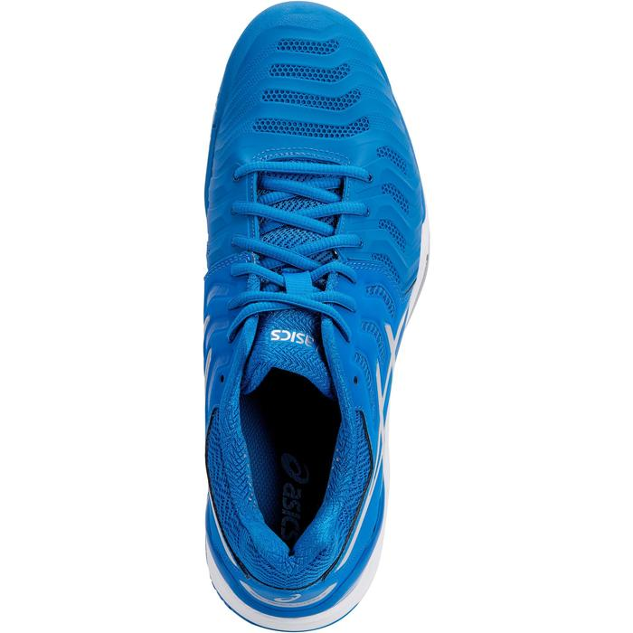 CHAUSSURES DE TENNIS ENFANT ASICS GEL RESOLUTION JR BLEU - 1237622