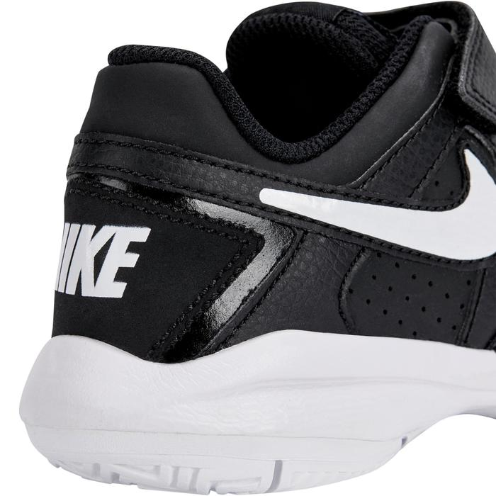 96a718c6b7 ZAPATILLAS DE TENIS PARA NIÑOS NIKE CITY COURT NEGRO Nike