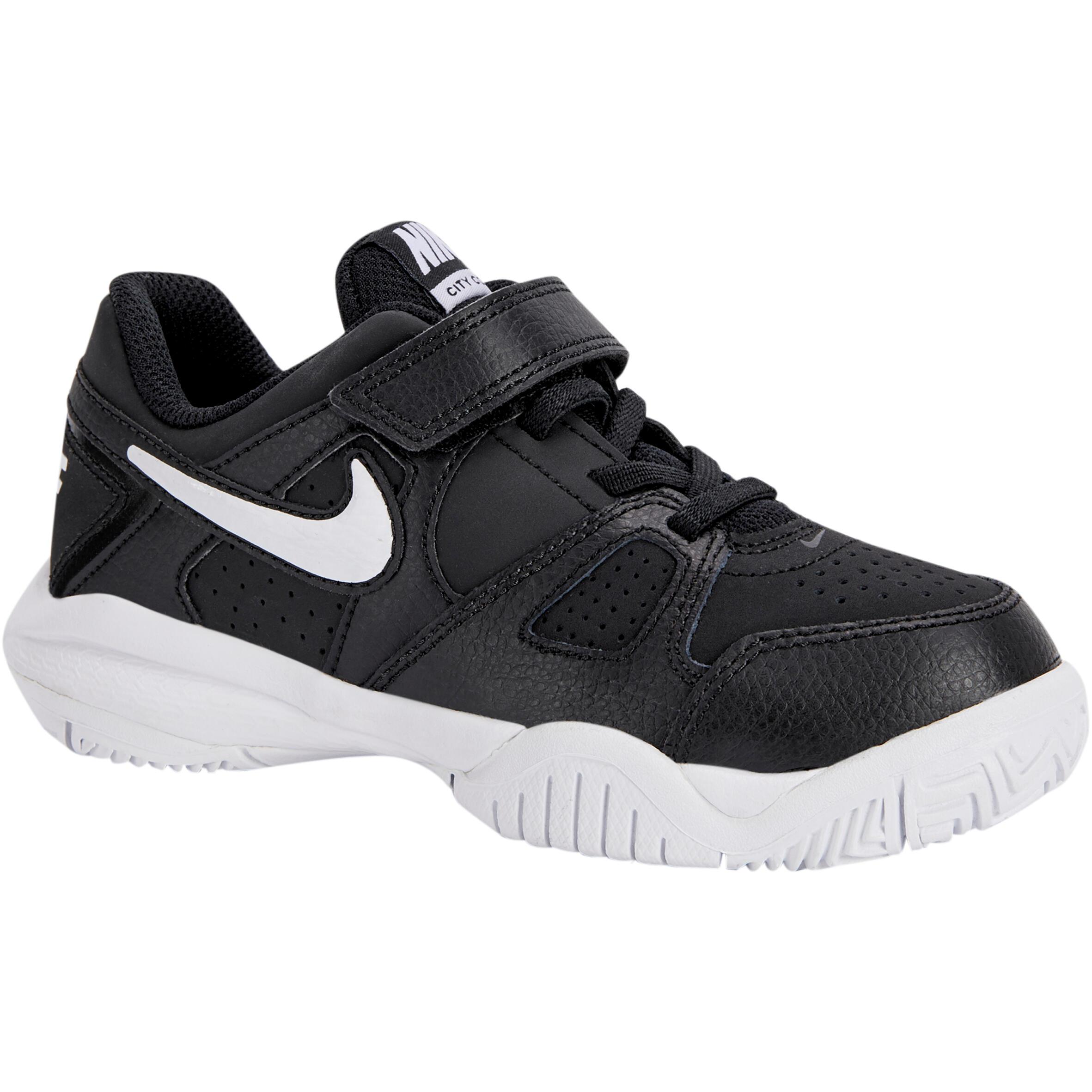 Nike Tennisschoenen voor kinderen Nike City Court zwart