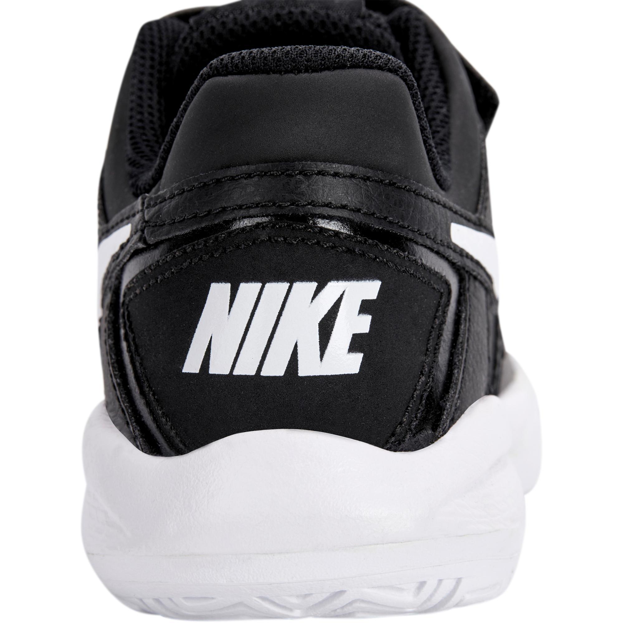 0036ce20d7 Chaussures Nike City Enfant Noir De In Court Decathlon Tennis 88phfp gAwdXWq