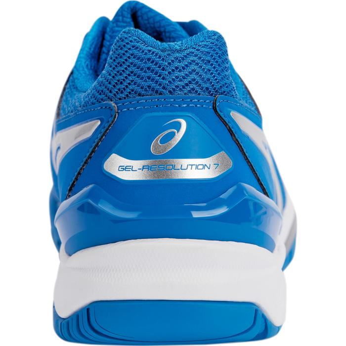 CHAUSSURES DE TENNIS ENFANT ASICS GEL RESOLUTION JR BLEU - 1237645