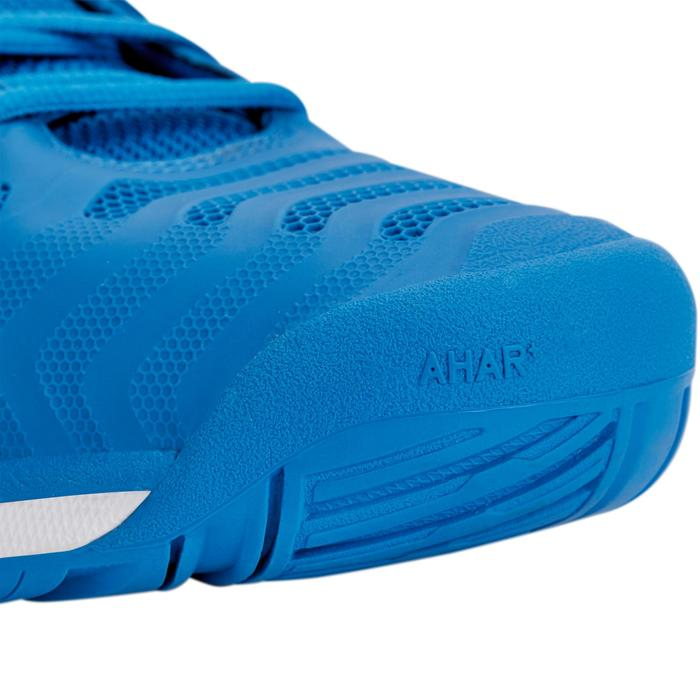 CHAUSSURES DE TENNIS ENFANT ASICS GEL RESOLUTION JR BLEU - 1237648