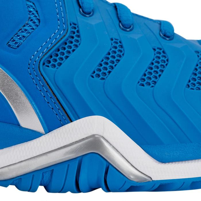 CHAUSSURES DE TENNIS ENFANT ASICS GEL RESOLUTION JR BLEU - 1237649