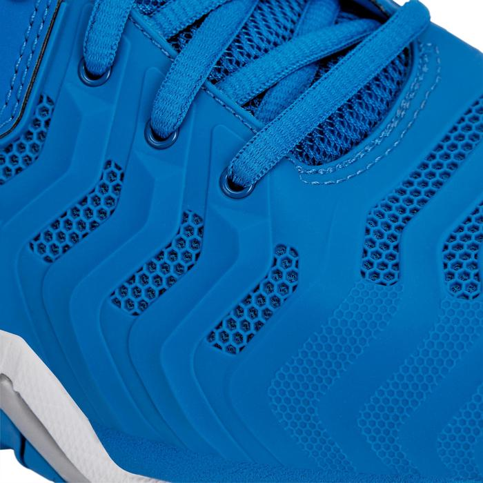 CHAUSSURES DE TENNIS ENFANT ASICS GEL RESOLUTION JR BLEU - 1237654
