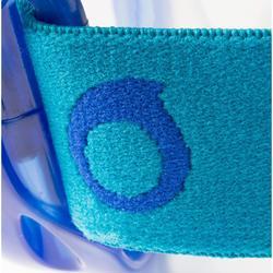 Máscara Snorkel Buceo Apnea Subea FRD120 Adulto Azul