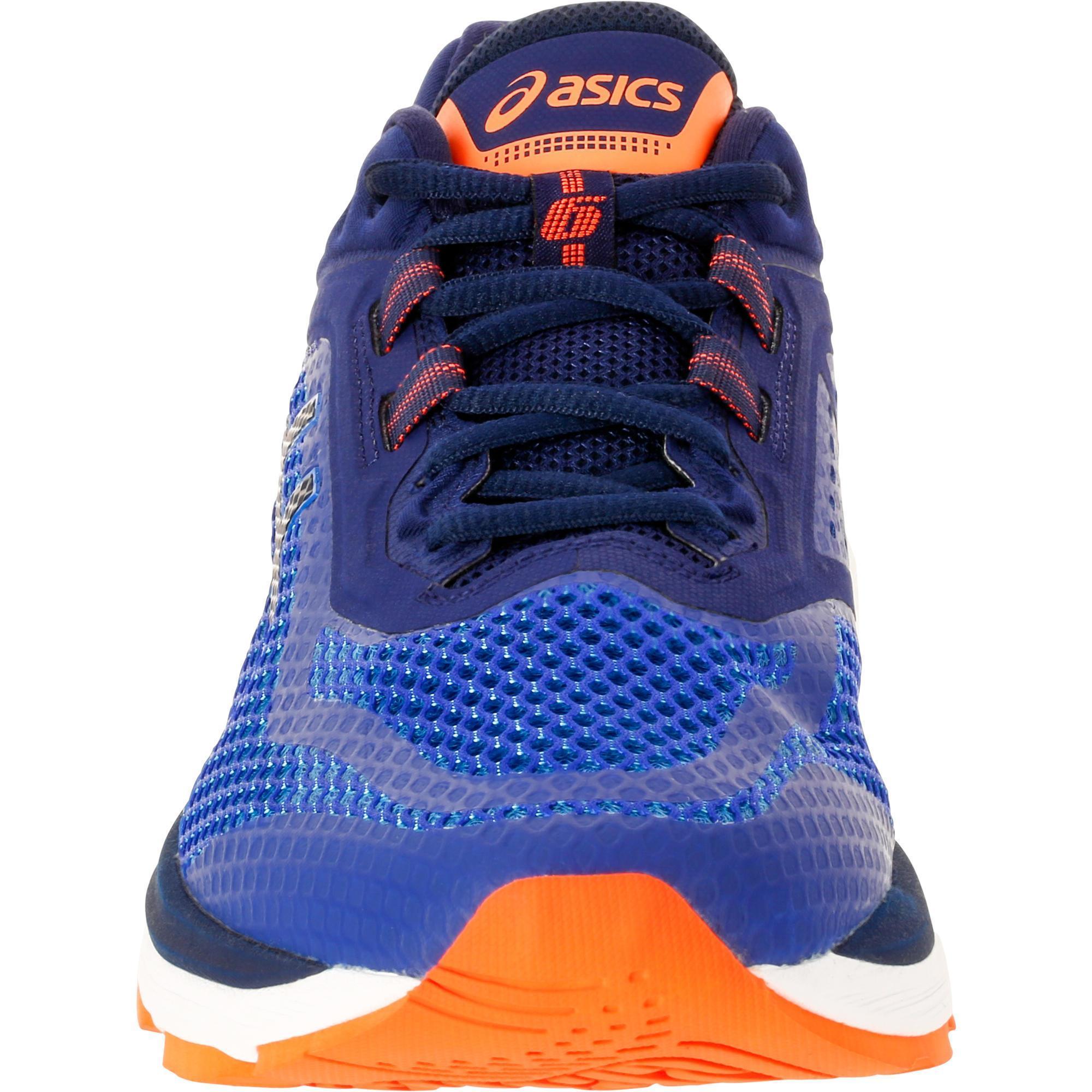 separation shoes d56b1 e4f02 Asics 6 2000 Gel Chaussures Homme Running Zw7qa8vx Gt Bleu Decathlon 18wg4xq