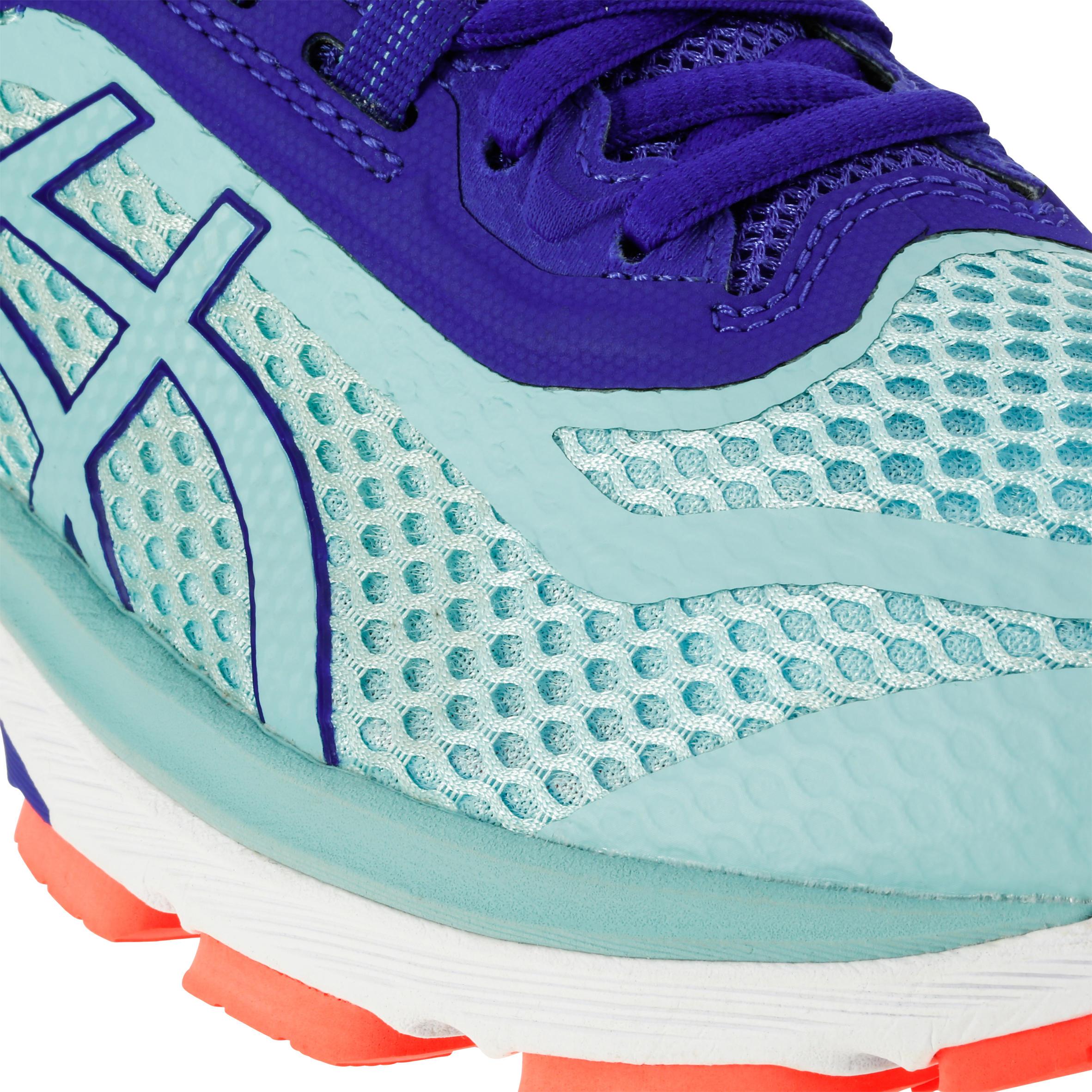 6 Asics Pied Chaussures A Gt 2000 Running Bleu Course Gel Femme f6vgY7yb