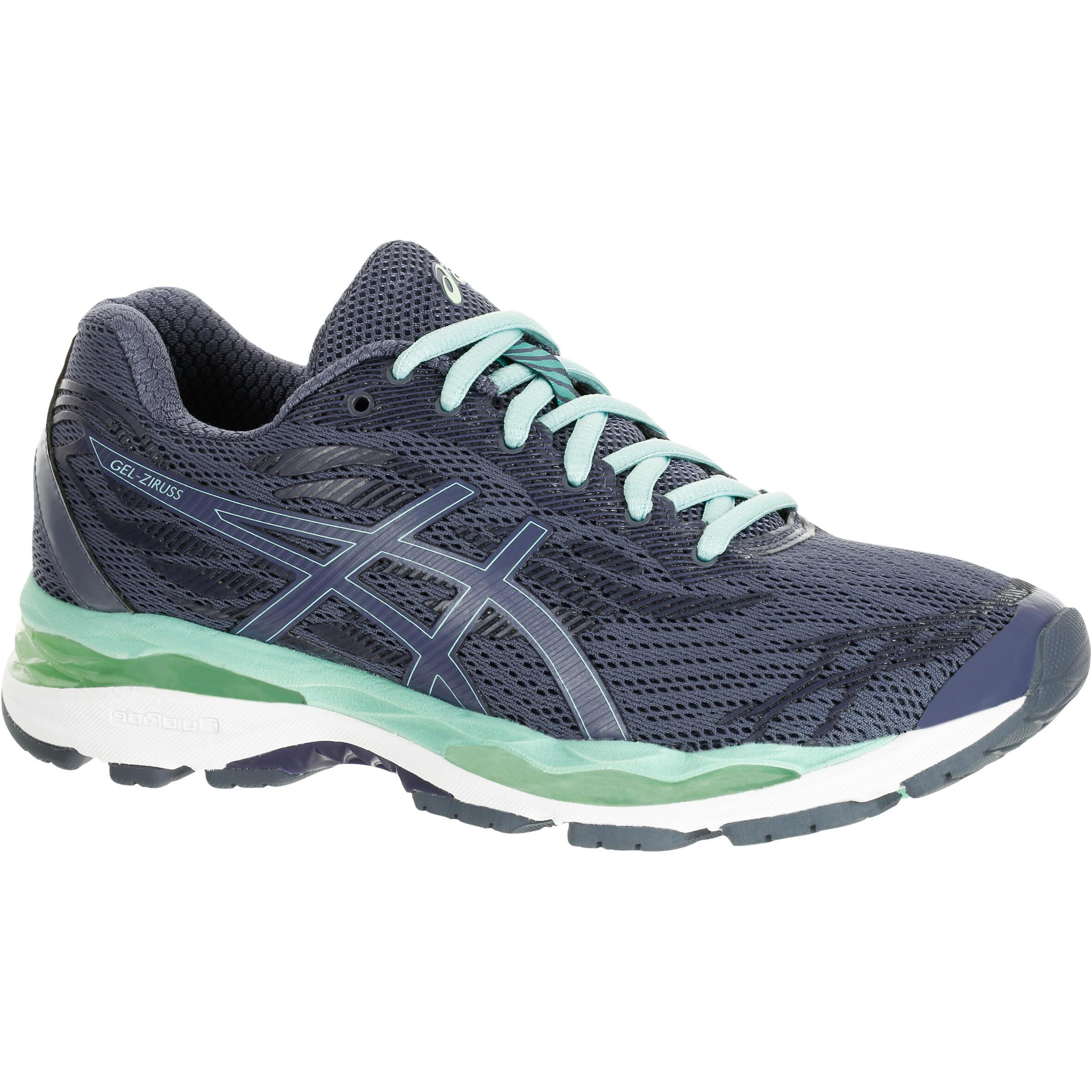 asics gel ziruss 3 womens running shoes damen