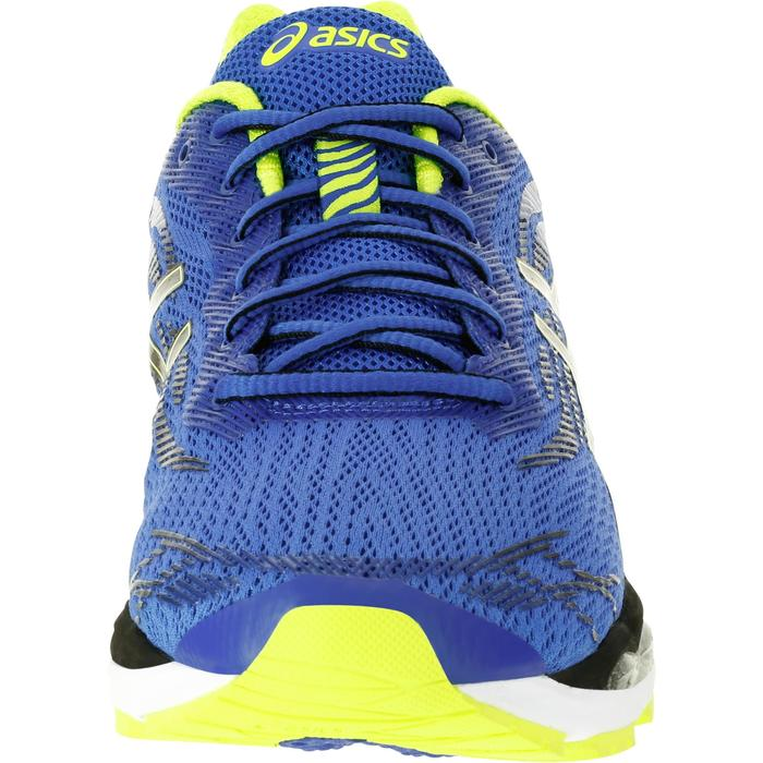 Hardloopschoenen voor heren Asics GEL Ziruss blauw geel - 1237800