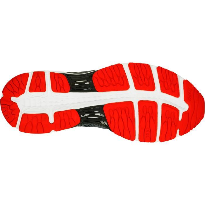 Hardloopschoenen voor heren Asics GEL Cumulus 19 rood - 1237802