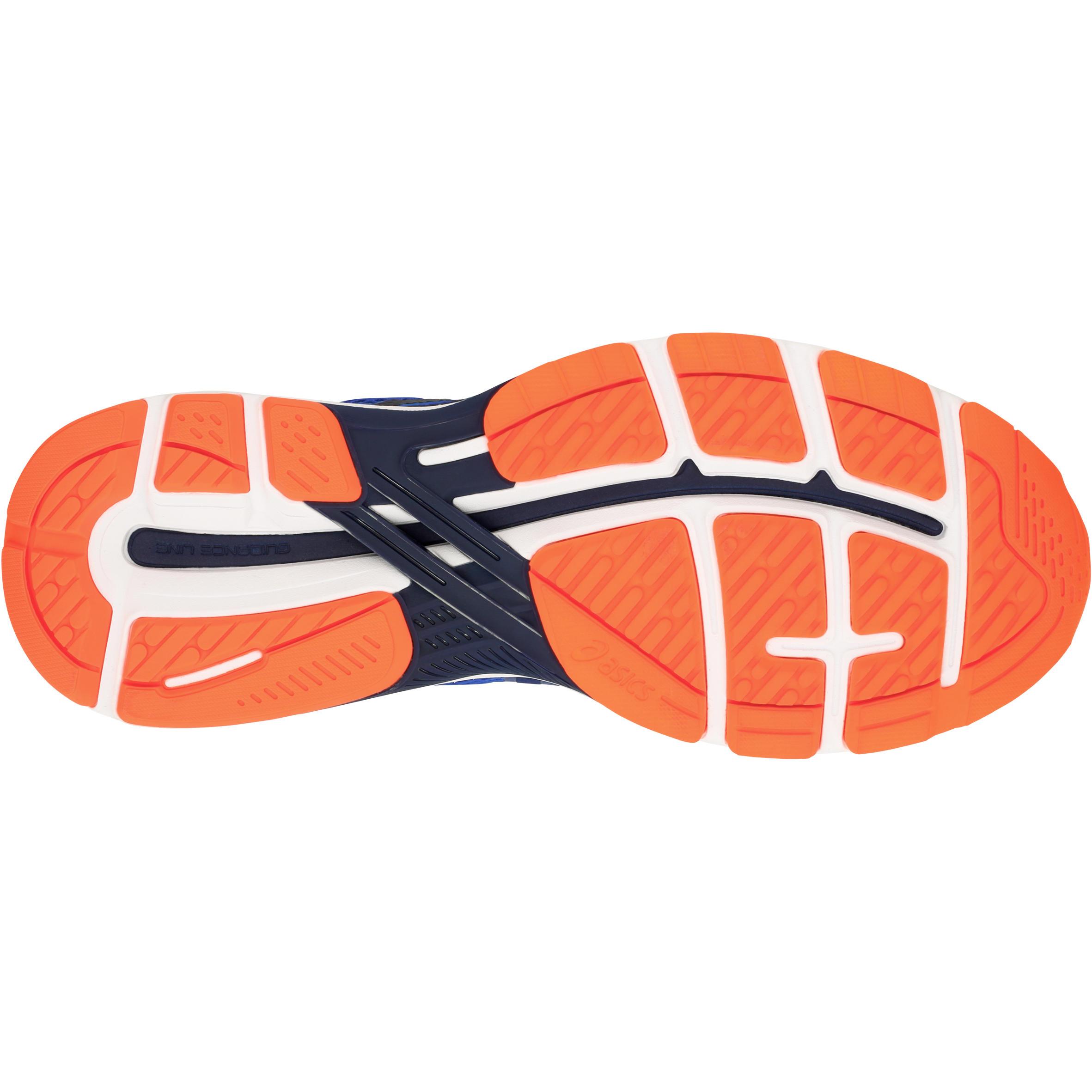 Chaussures Asics 6 2000 Gel Bleu Running Gt Homme l1T3KuFJc