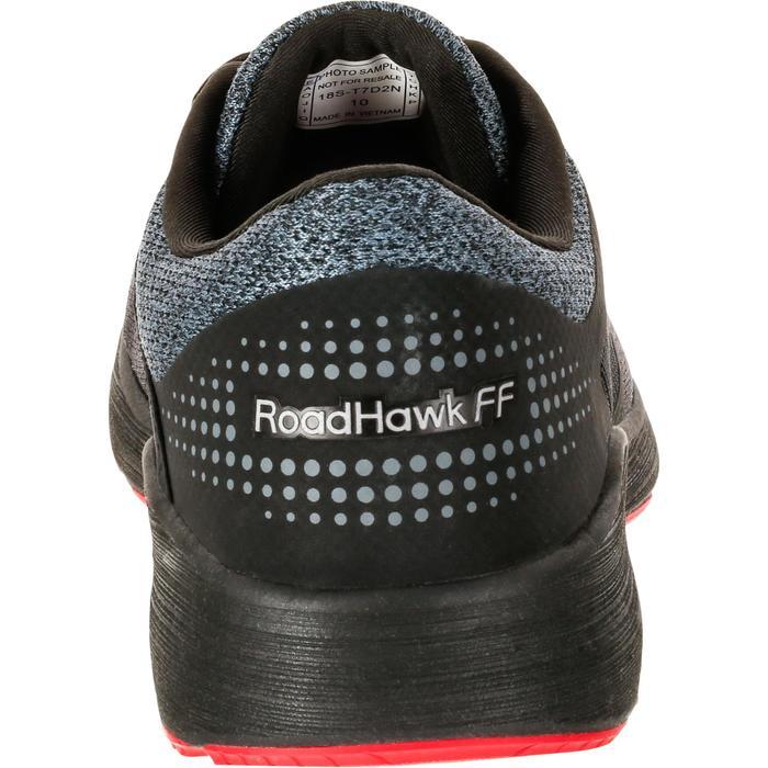 Hardloopschoenen heren GEL Roadhawk FF Asics zwart