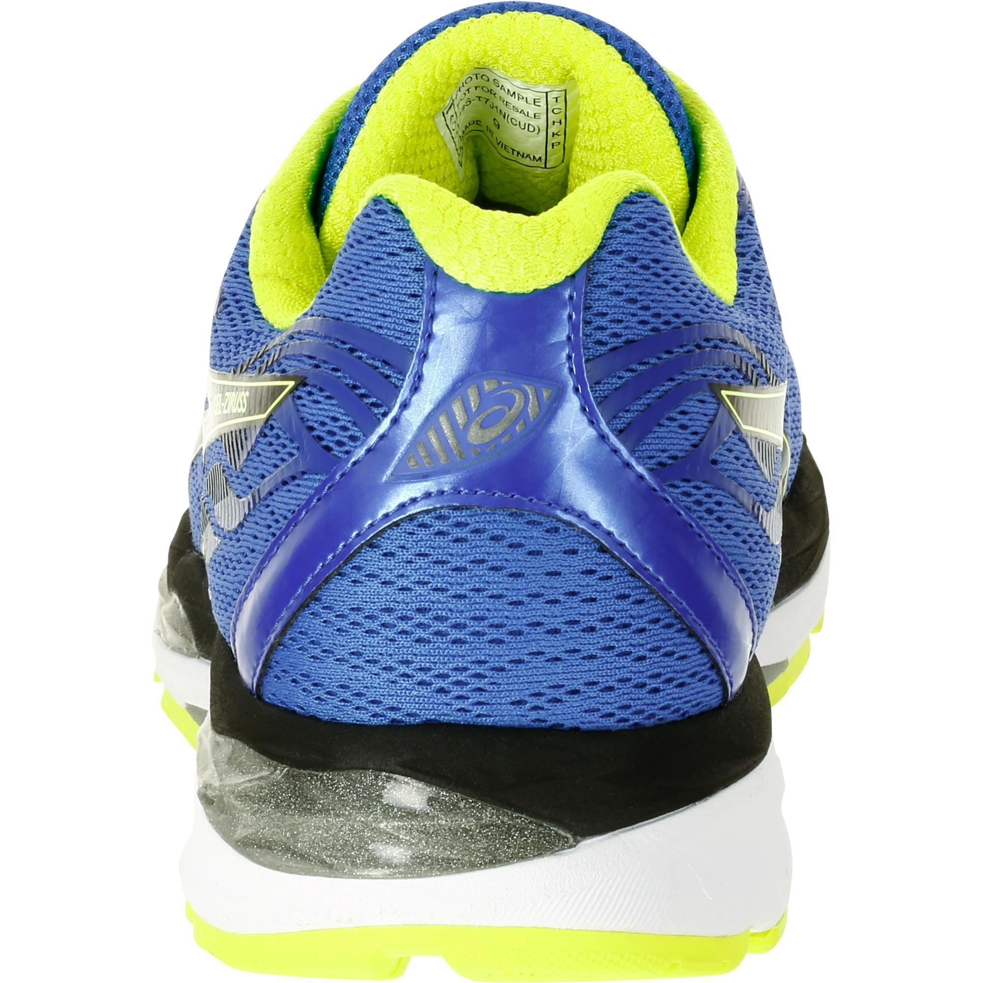d1a298f77b Decathlon Homme Jaune Gel Ziruss Chaussures Asics Running Bleu pxrTpqw