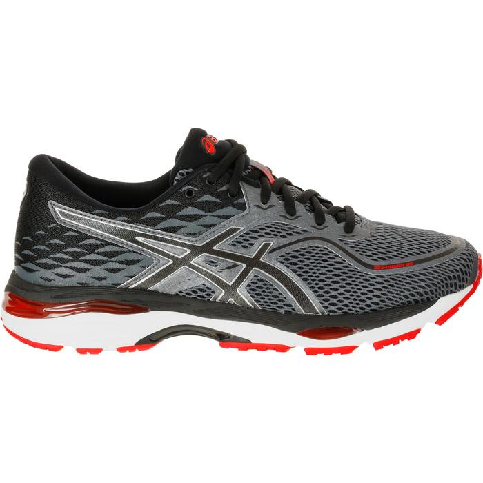 CHAUSSURES RUNNING COURSE A PIED ASICS GEL CUMULUS 19 HOMME ROUGE - 1237828
