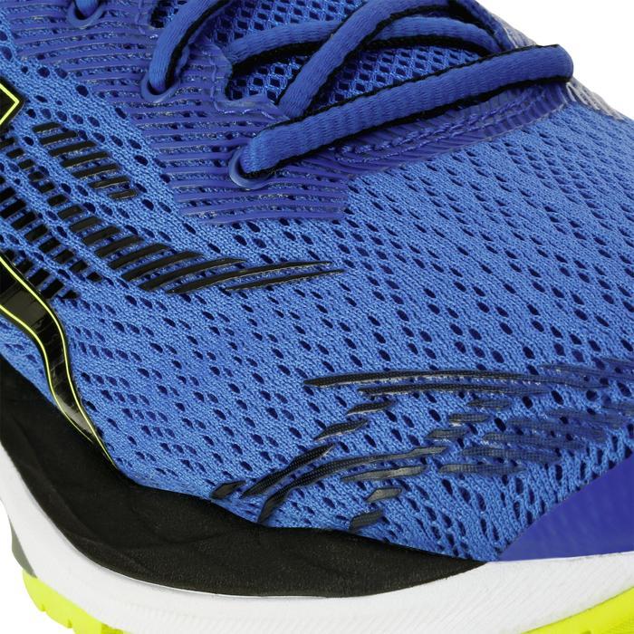 Hardloopschoenen voor heren Asics GEL Ziruss blauw geel - 1237829