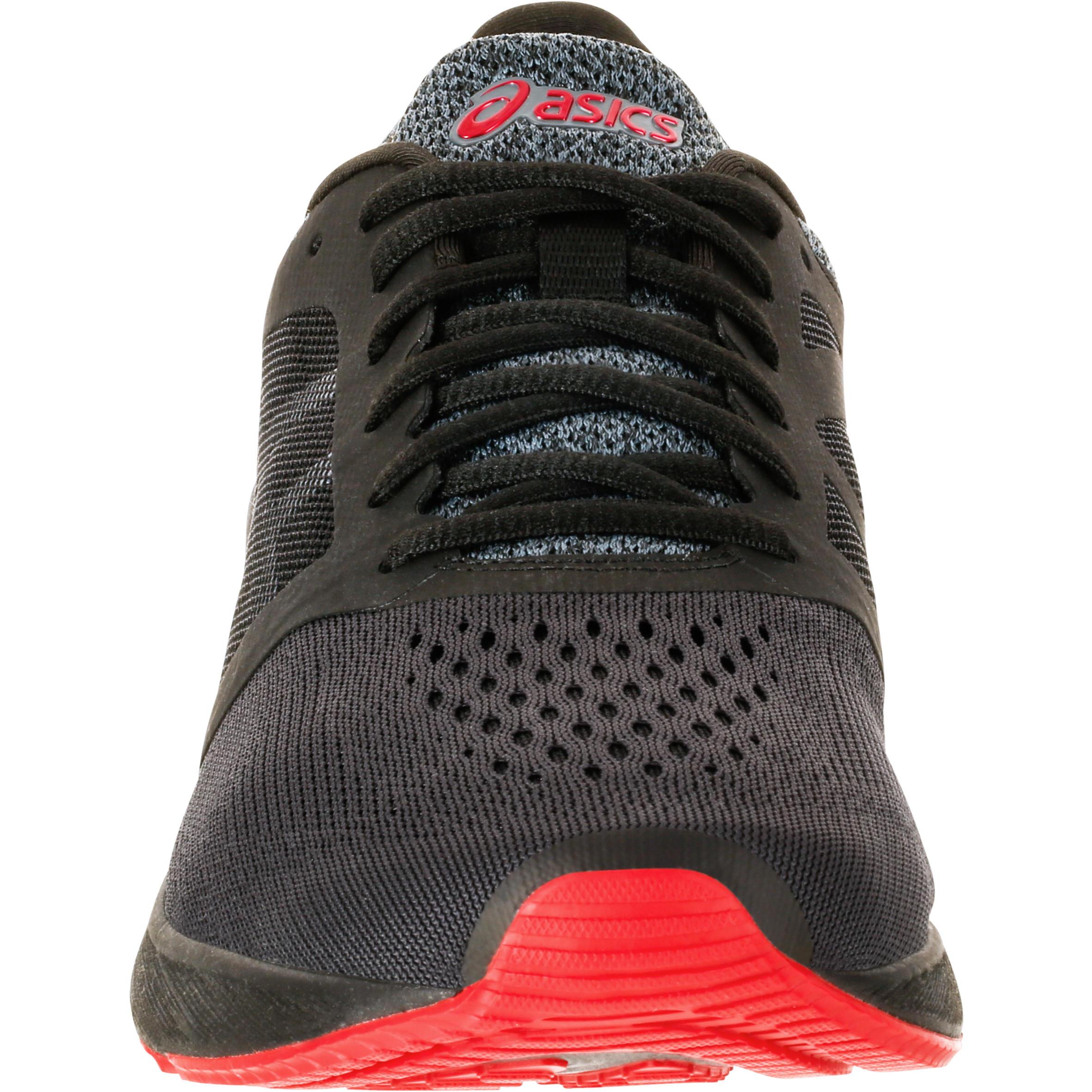 A Course Chaussures Pied Roadhawk Asics Noir Gel Ff Running FJc1Kl