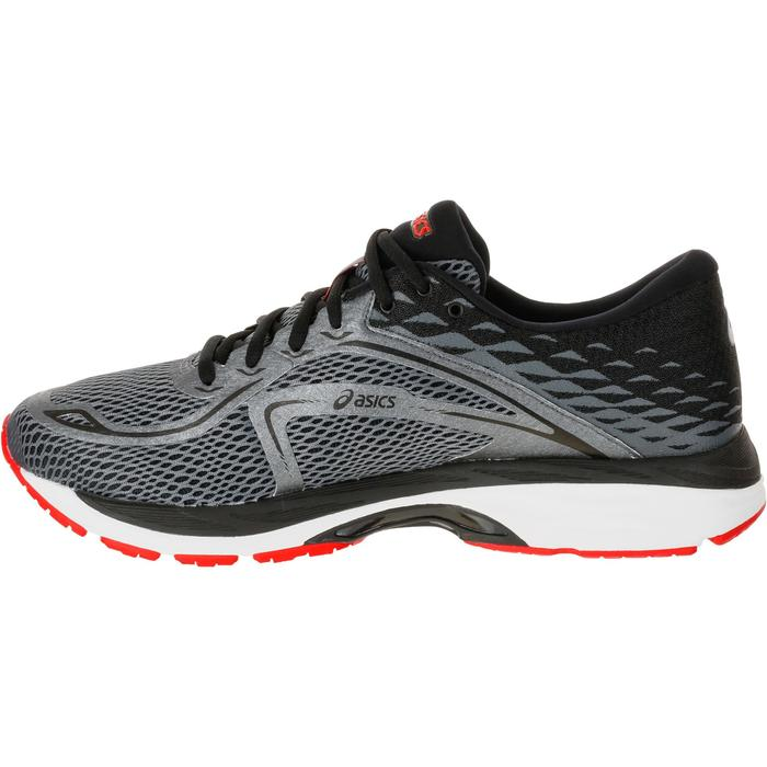 CHAUSSURES RUNNING COURSE A PIED ASICS GEL CUMULUS 19 HOMME ROUGE - 1237859
