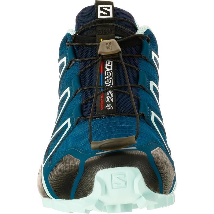 Chaussure Trail Running Femme SALOMON SPEEDCROSS 4  BLEU - 1237867