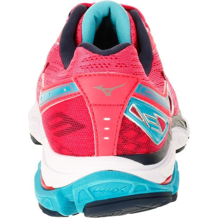 Hardloopschoenen voor dames Mizuno Wave Ultima 9 roze - 1237870