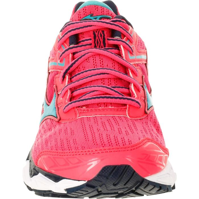CHAUSSURES RUNNING COURSE A PIED MIZUNO WAVE ULTIMA 9 FEMME ROSE - 1237872