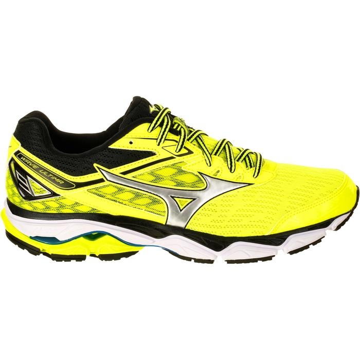 CHAUSSURES COURSE A PIED RUNNING MIZUNO WAVE ULTIMA 9 HOMME JAUNE - 1237877