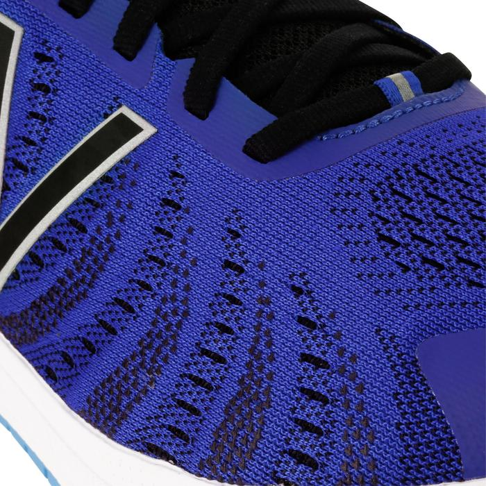 CHAUSSURES COURSE A PIED RUNNING NEW BALANCE RUSH V3 HOMME  BLEU - 1237880